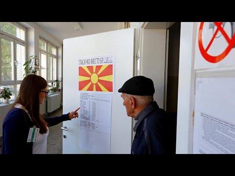 euronews (em português): Eleição presidencial da Macedónia do Norte vai ter segunda volta