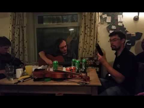 Trad Session at The Old Inn, Carbost