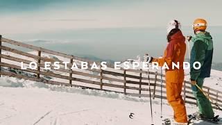 Spot TV. Campaña compra anticipada forfait invierno 2017/18