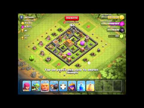 Best And Smartest Revenge ! Clash Of Clans Attack Strategy !