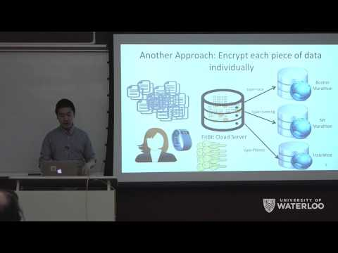 Frank Wang: Sieve: Cryptographically Enforced Access Control for User Data in Untrusted Clouds
