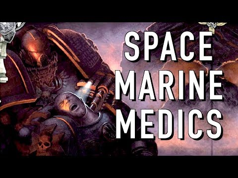 40 Facts and Lore on the Apothecary Warhammer 40K