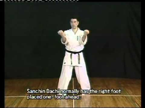 03  Sanchin Dachi