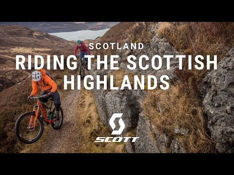 Riding the Scottish Highlands - Chasing Trail Ep. 23