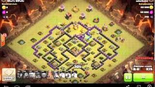 Clash of Clans NL: Road to 3 star war attacks! Gohowi Gowiwi