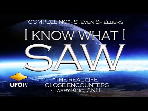 UFOs: I KNOW WHAT I SAW  2017 Best UFO HD Movie UFOTV®