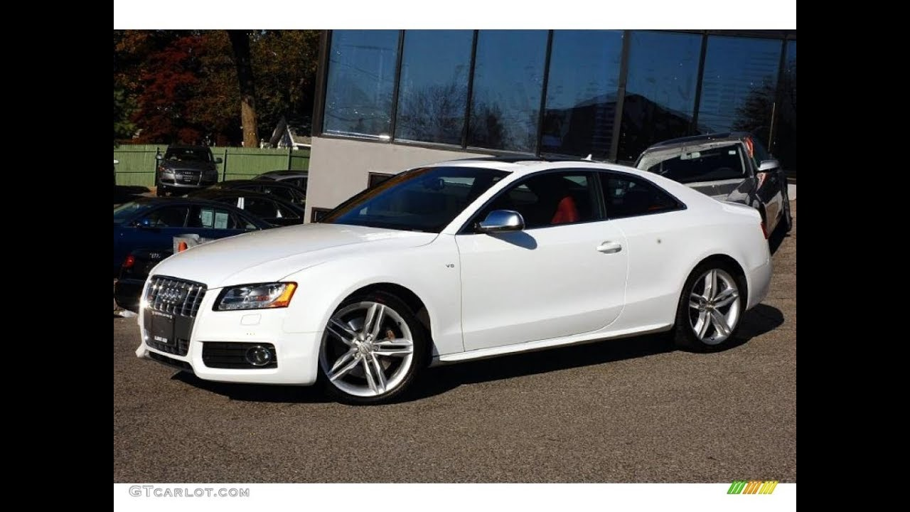 2010 Audi S5 Vs Infiniti G37