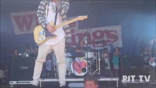 We The Kings- Skyway Avenue and She Takes Me High (live Vans Warped Tour 2016)