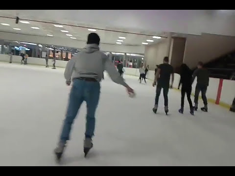 Mohsin Ice Skating South Africa (Johannesburg).