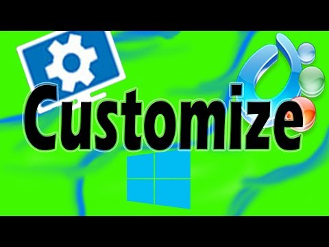 Cool Way To Customize Your Desktop!