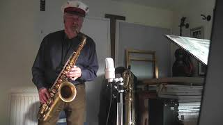 'The Saints' or When the Saints go Marching in – jazz on tenor Sax