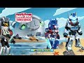 Angry Birds Transformers Ultra Magnus Wheeljack Overpower Unlocked