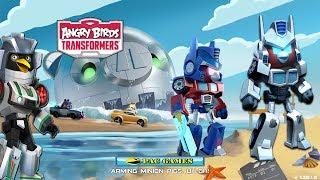 Angry Birds Transformers - Ultra Magnus & Wheeljack Overpower Unlocked
