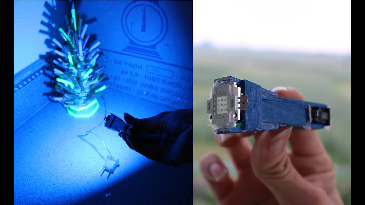 comment faire une le de poche led luxeon