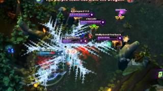LEAGUE OF LEGENDS: MISS FORTUNE IS A MONSTER