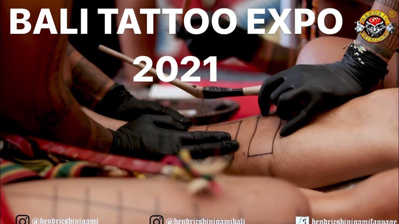 Bali Tattoo Expo Day1|| Hendric Shinigami