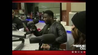 🚨Angela Yee caught LYING about smashing Gucci Mane