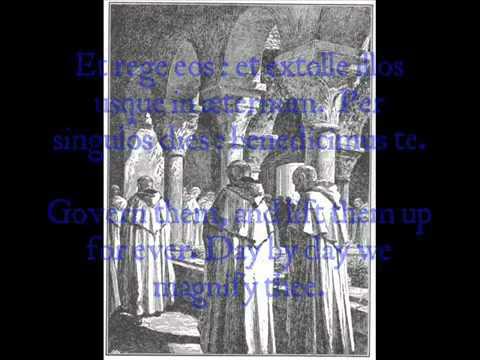 Te Deum 5th Century Monastic Chant Solemn