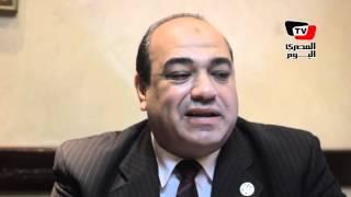 انتخابات «نقيب المحامين»|إبراهيم إلياس: «سأقوم بتطهير جدول النقابة»