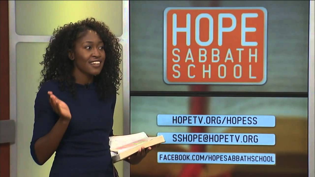 Hope Sabbath School: Lesson 3 - A Matter of Life and Death (1st Qtr 2015)