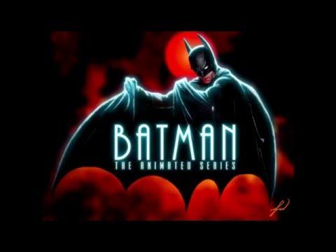 Batman The Animated Series Definitive Theme