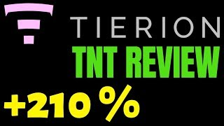 Tierion (TNT) Coin Review - Data Anchoring of the Blockchain | Cryptocurrency News Today