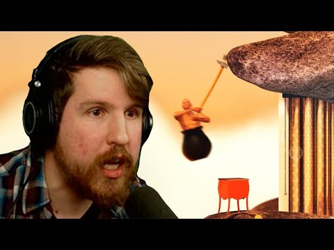 GETTING OVER IT - The Orange Table