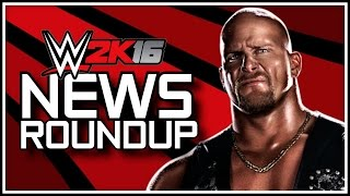 WWE 2K16 - New Screenshot, PC Version Removed, & Gameplay Incoming? (WWE 2K16 News)