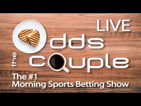 The Odds Couple: Thursday's LIVE MLB Picks w/ Peter Loshak