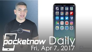 iPhone 8 leaked schematics, LG G6 launch deals & more   Pocketnow Daily