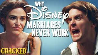 Why Disney Marriages Never Work - Beauty and the Beast Parody