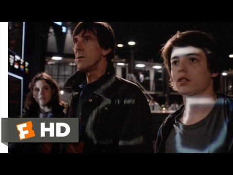 WarGames (9/11) Movie CLIP - Joshua Searches for Launch Codes (1983) HD