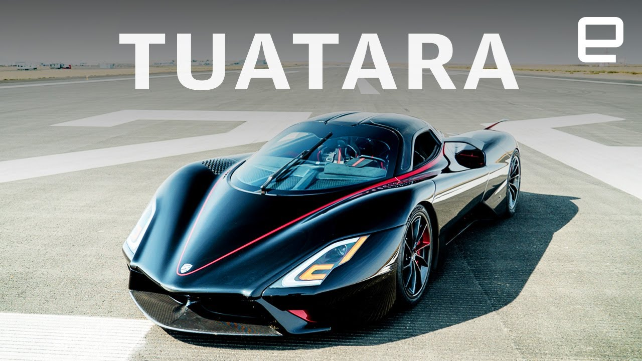 The SSC Tuatara has broken 330 mph and shattered a world speed ...