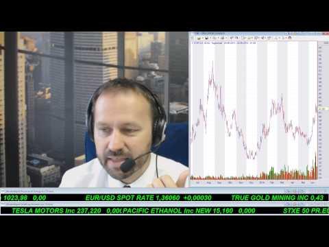 Smallcap-Investor Talk 218 mit Goldausbruch, DAX, Apple, GDX, GDXJ, Pacific Ethanol, Nuance usw.