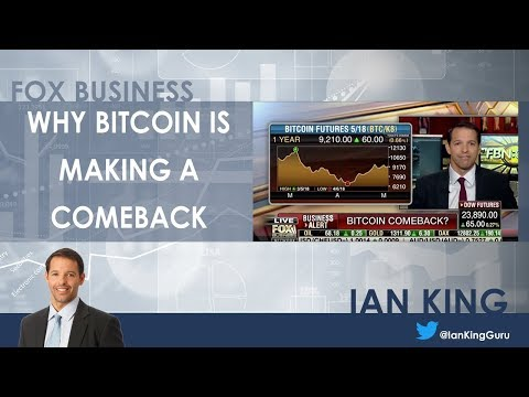 Why Bitcoin Went Under $8,000 - Ian King