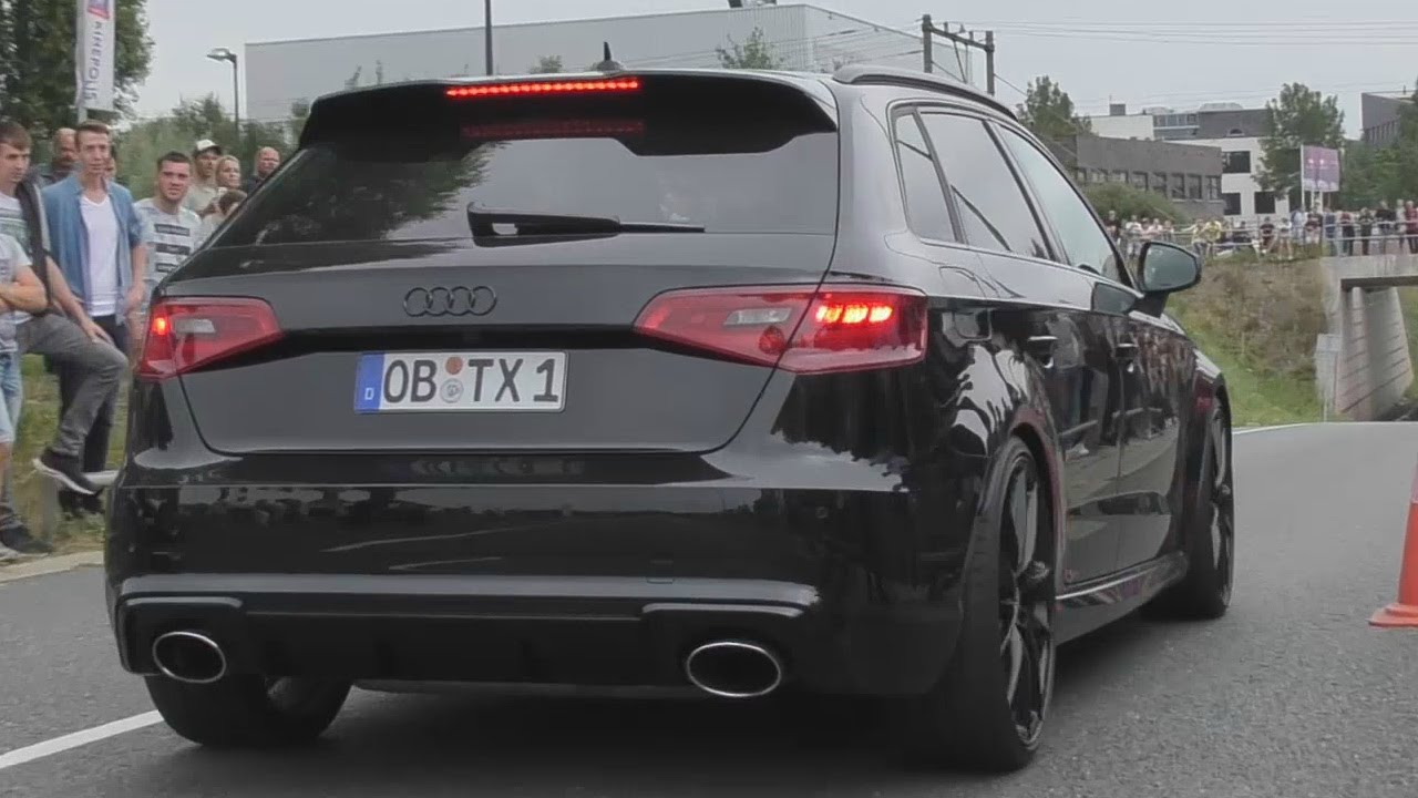 Audi Rs3 Sound Compilation 2017