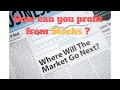 Stocks Investment Guide - The Trading Code And Daily Market Advantage