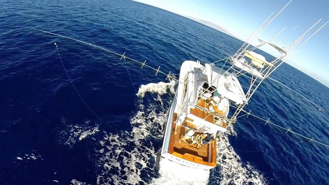 The Excellence Luxury Private Sport Fishing Hawaii