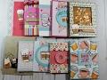 10 Cards 1 Kit | February 2017 Simon Says Stamp Card Kit | Coffee, Tea, & Cocoa