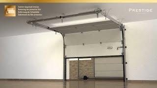 Новое обучающее видео: низкий монтаж гаражных ворот Prestige
