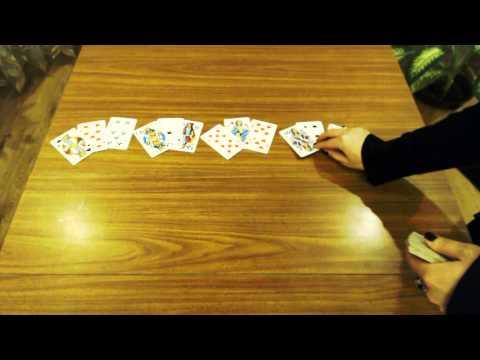 """Бабушкин"" пасьянс на 36 карт/Solitaire tutorial"