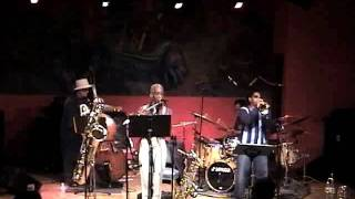 Download Vincent Davis & Roscoe Mitchell Live at The Hot House 2007 Part 1 MP3 song and Music Video