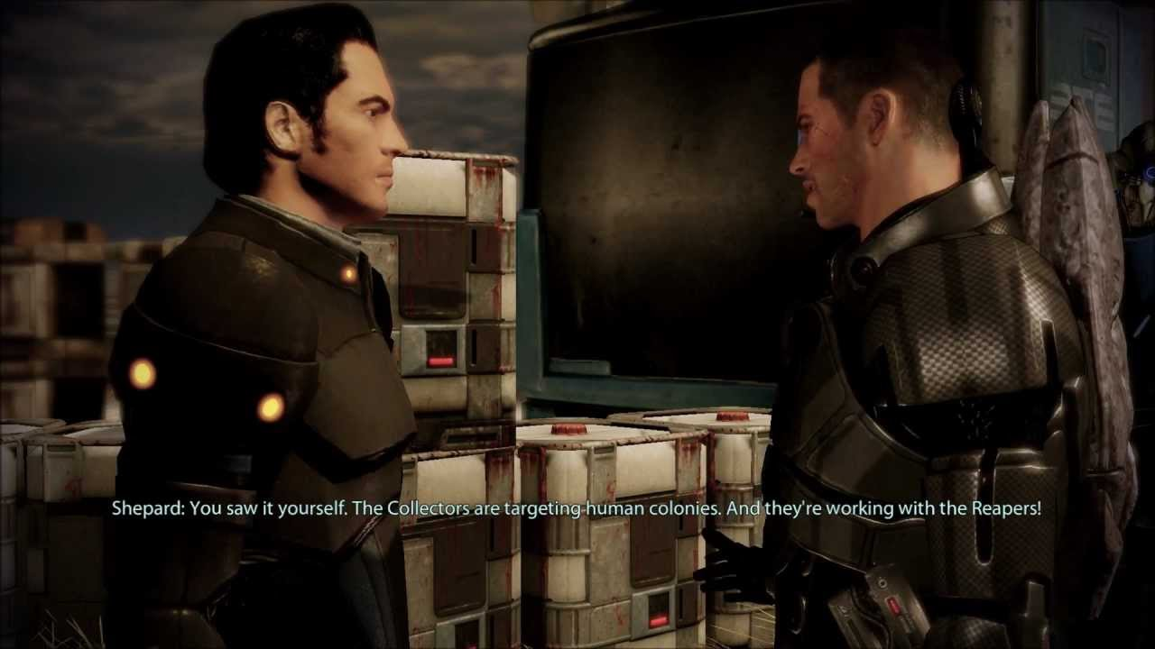 dating mass effect 2