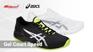 Asics Gel Court Speed Tennis Shoes
