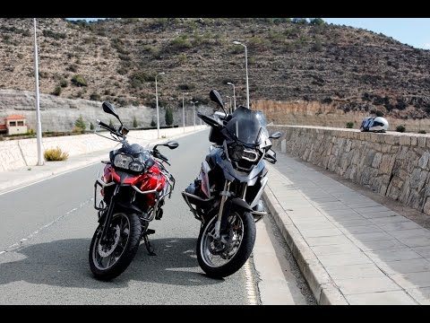 bmw f700gs and r1200gs youtube. Black Bedroom Furniture Sets. Home Design Ideas