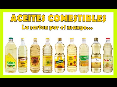 ACEITES COMESTIBLES ? ?