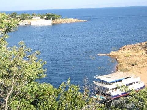 Lake kariba trip with Rizu - Africa,Zambia
