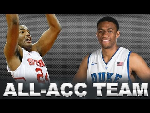 All-ACC Basketball Teams Announced | ACC NOW