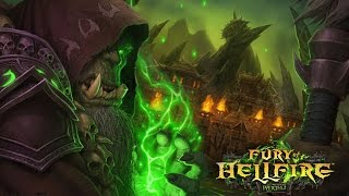 World of Warcraft: Warlords of Draenor - Archimonde Boss Fight