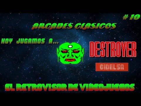 Destroyer ( CIDELSA) / Arcade / 1 Loop / One Credit Complete